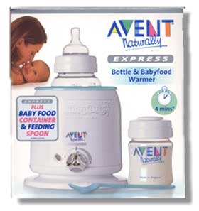 Product Avent Express Bottle Warmer