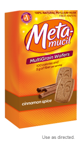 Product Metamucil Wafers
