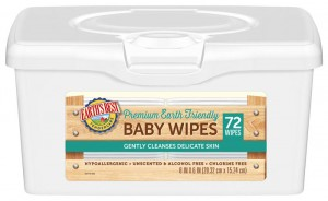 Product Earths Best Wipes