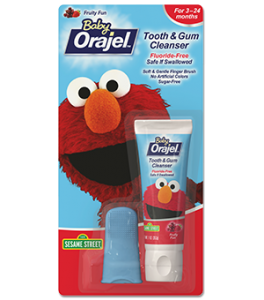 Product Baby Orajel
