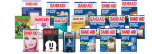 Product Band Aid