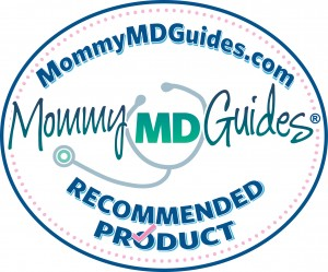 Logo Mommy MD Guides Recommended Product R